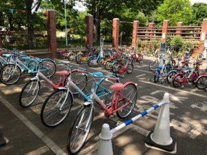大泉交通公園自転車